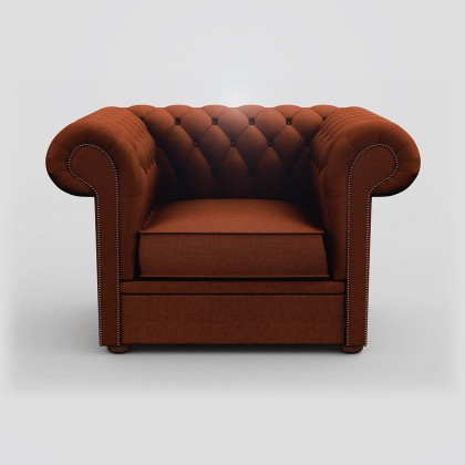 Belvedere Chesterfield Club Chair