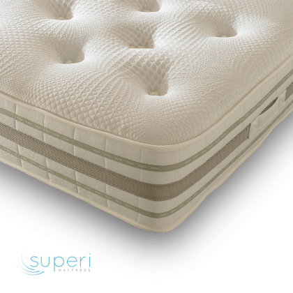 Superi Down 1000 Pocket Sprung Mattress