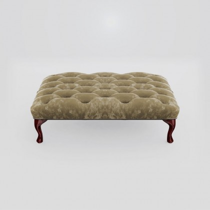 Belvedere Chesterfield Table Stool