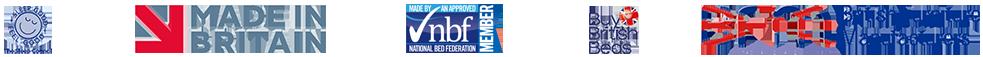 Superi Mattresses accreditation uk