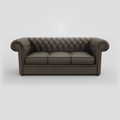 Belvedere 3 Seater Chesterfield