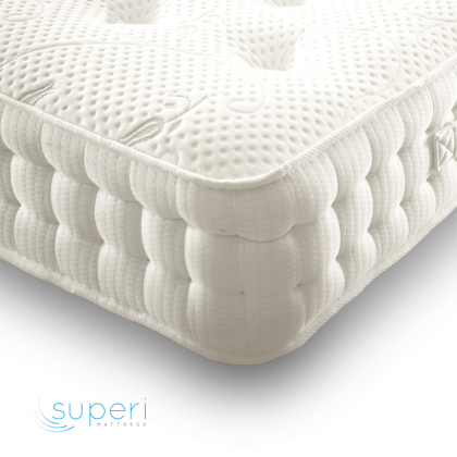 Superi Calm 2000 Pocket Sprung Mattress