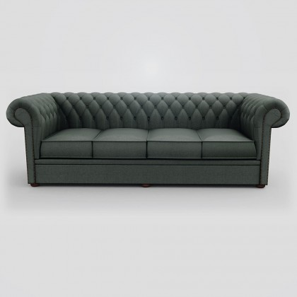 Belvedere 4 Seater Chesterfield