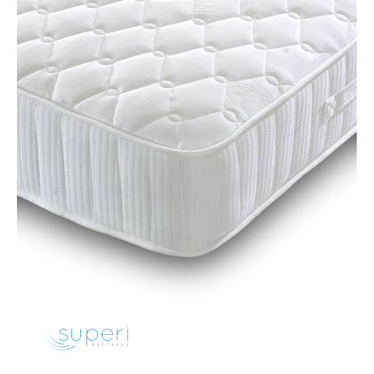Superi Silken 3000 Pocket Sprung Mattress
