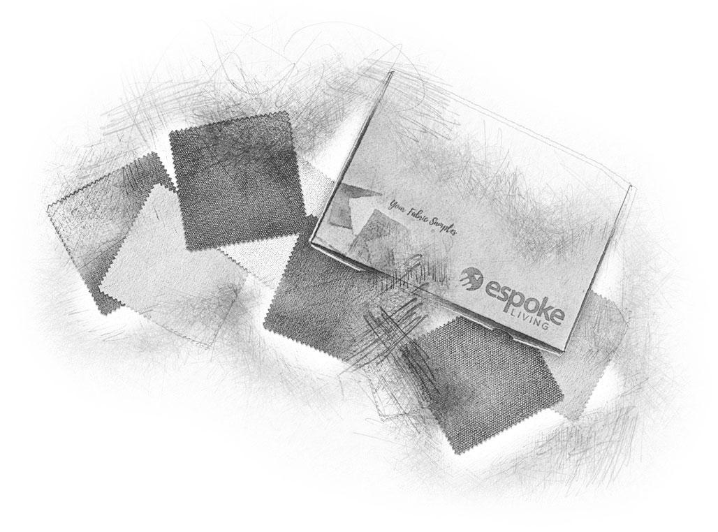 Espoke Free fabric samples